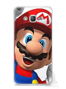 Capa Samsung Gran Prime Super Mario #1