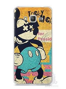 Capa Samsung Gran Prime Mickey Mouse #1