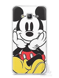 Capa Samsung Gran Prime Mickey Mouse #2