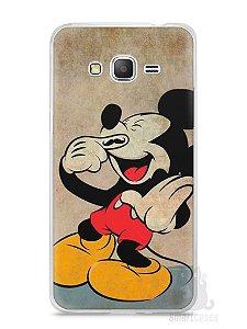 Capa Samsung Gran Prime Mickey Mouse #3