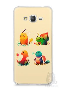 Capa Samsung Gran Prime Pokémon #1
