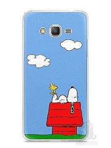 Capa Samsung Gran Prime Snoopy #3