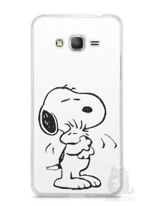 Capa Samsung Gran Prime Snoopy #2