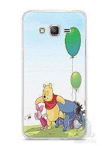 Capa Samsung Gran Prime Ursinho Pooh