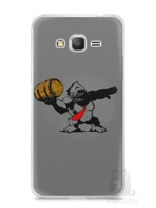 Capa Samsung Gran Prime Donkey Kong