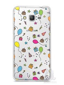 Capa Samsung Gran Prime Festa