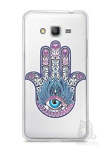 Capa Samsung Gran Prime Mão de Hamsá #1