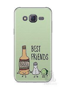 Capa Samsung J5 Tequila, Sal e Limão