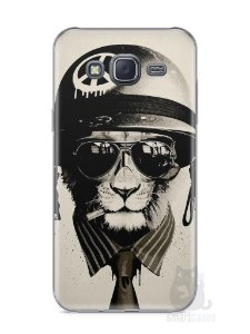 Capa Samsung J5 Boneco Capitão