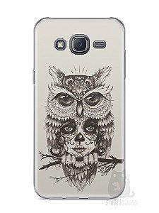 Capa Samsung J5 Coruja #4