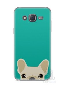 Capa Samsung J5 Cachorro Bulldog Francês #2