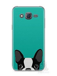 Capa Samsung J5 Cachorro Bulldog Francês #3