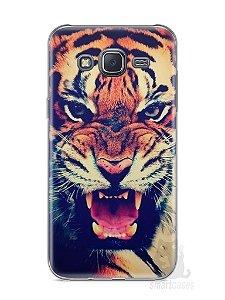 Capa Samsung J5 Tigre Feroz