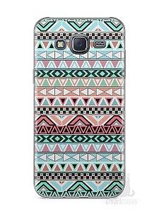Capa Samsung J5 Étnica #4