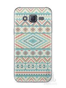 Capa Samsung J5 Étnica #8