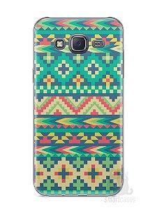 Capa Samsung J5 Étnica #9