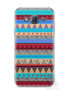 Capa Samsung J5 Étnica #10
