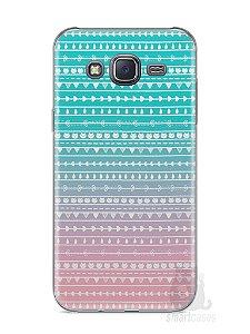 Capa Samsung J5 Étnica #11