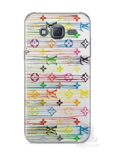 Capa Samsung J5 Louis Vuitton #1