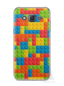 Capa Samsung J5 Lego