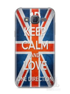 Capa Samsung J5 One Direction #3
