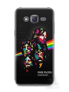 Capa Samsung J5 Pink Floyd #2