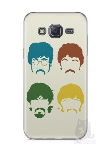 Capa Samsung J5 The Beatles #1