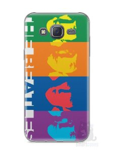 Capa Samsung J5 The Beatles #2