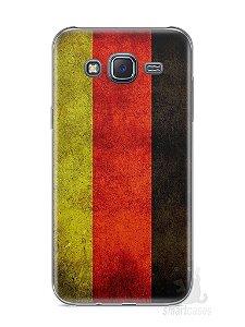 Capa Samsung J5 Bandeira da Alemanha