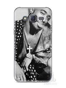 Capa Samsung J5 Tupac Shakur #3