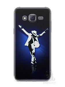 Capa Samsung J5 Michael Jackson #1
