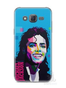Capa Samsung J5 Michael Jackson #2