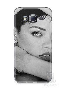 Capa Samsung J5 Rihanna #5