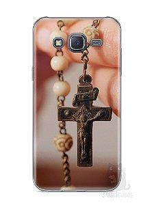 Capa Samsung J5 Jesus #1