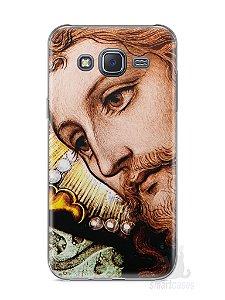 Capa Samsung J5 Jesus #2