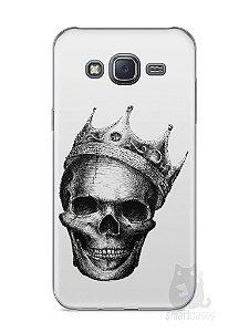 Capa Samsung J5 Caveira #6