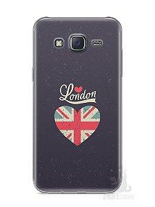 Capa Capinha Samsung J5 Londres #5