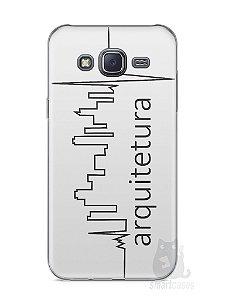 Capa Capinha Samsung J5 Arquitetura #1