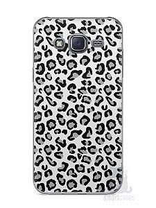 Capa Capinha Samsung J5 Estampa Onça #3
