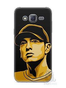 Capa Capinha Samsung J5 Eminem #1