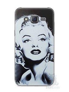 Capa Capinha Samsung J5 Marilyn Monroe #4
