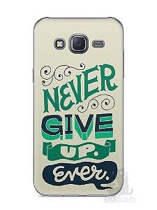 Capa Capinha Samsung J5 Frase #2