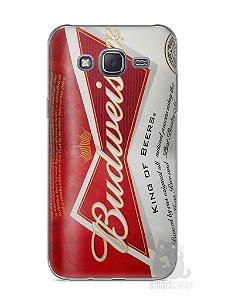 Capa Capinha Samsung J5 Cerveja Budweiser