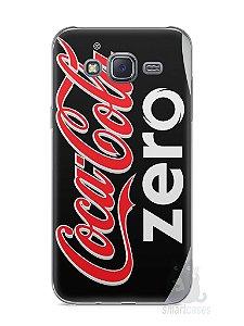 Capa Capinha Samsung J5 Coca-Cola Zero