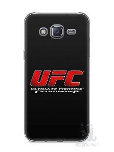Capa Capinha Samsung J5 UFC