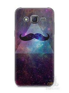 Capa Capinha Samsung J5 Bigode