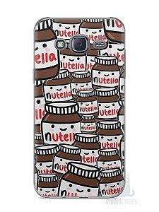 Capa Capinha Samsung J5 Nutella #1