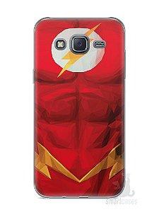 Capa Capinha Samsung J5 The Flash #1