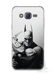 Capa Capinha Samsung J5 Batman #1