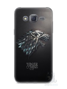 Capa Capinha Samsung J5 Game Of Thrones Stark